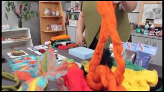 Art &amp; Hobby Video:   Felt