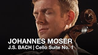 J S Bach 39 S Cello Suite No 1 Excerpts Bwv 1007 Played By Johannes Moser