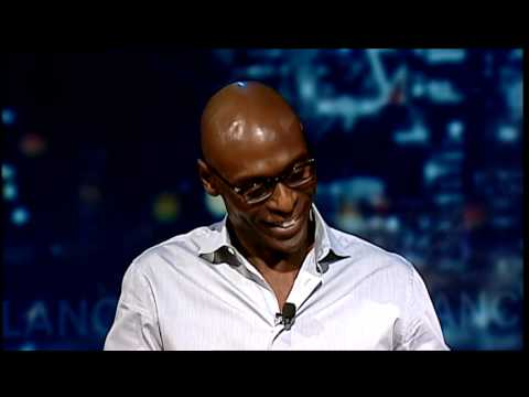 Lance Reddick On 'The Wire'