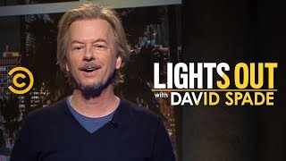 Spade Has a Question for Jeff Bezos - Lights Out with David Spade