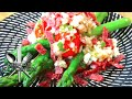 Salami & Asparagus Salad - Video Recipe
