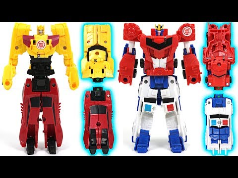 Transformers Combiner Force crash combiner Beeside, Primestrong, Skyhammer appeared!! - DuDuPopTOY