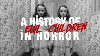 A Brief History Of Evil Children In Horror Movies
