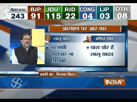 Bihar Assembly Election 2015: What are the Key Issues in Bihar Polls - India TV