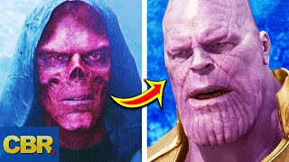 Red Skull May Have Tricked Thanos (Marvel Avengers Endgame Theory)