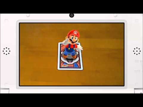 Nintendo 3DS News + Pokemon X & Y Big News Coming + Mario AR Cards + Miiverse Update