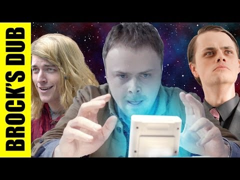 Ashens and the Quest for the GameChild (Brock's Dub)