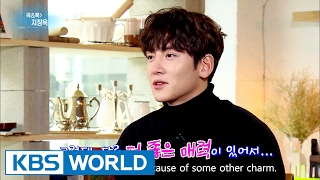 Interview with Ji Changwook Entertainment Weekly  2017.01.30