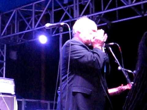 Curtis Salgado on 2010 Legendary Rhythm and Blues Cruise Music Videos