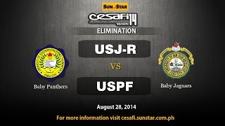 USPF VS. USJR - High School - August 28, 2014