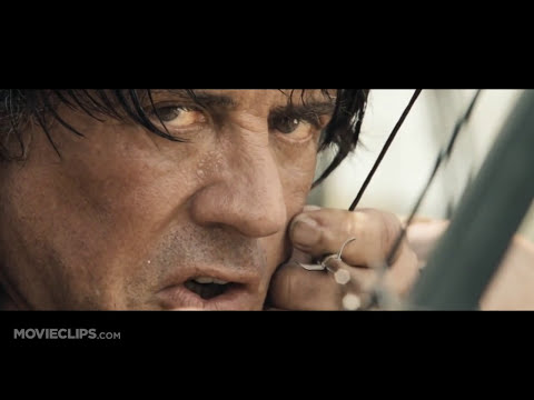 Rambo (7/12) Movie CLIP - Live for Nothing or Die for Something (2008) HD