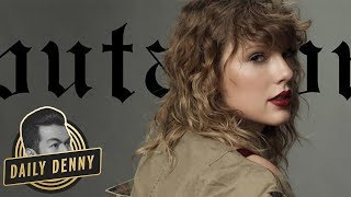 Taylor Swift Drops New Single 'Ready for It'... But Is She Heading to Halftime? | Daily Denny