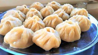 Кулинария с Лизой - Азиатские манты