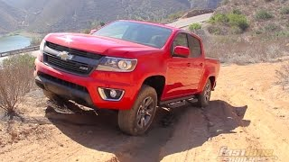 2015 Chevrolet Colorado EXCLUSIVE  - Fast Lane Daily