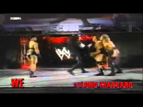 WWF Ministry Corporate of Darkess Titantron HD