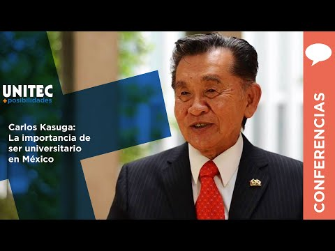 Conferencia Carlos Kasuga