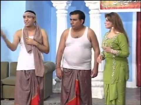 Funniest PAKISTANI Stage Drama..flv