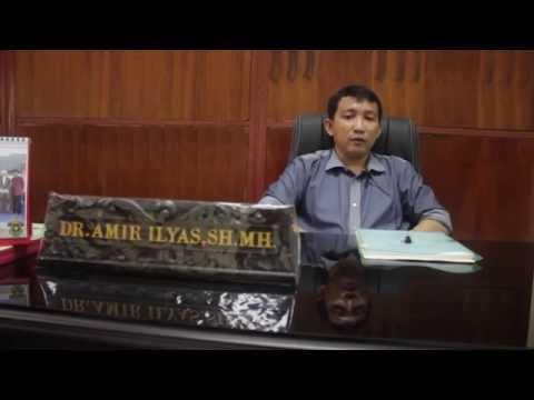 Klinik Hukum Anti Korupsi