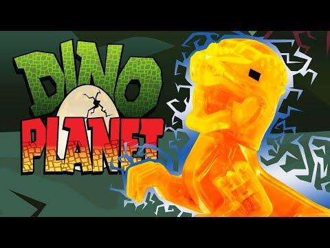Dino Planet 🏝   S1 Ep. 2 (Help Me, I'm Stuck!)