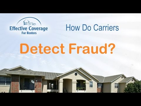 How Do Insurance Companies Detect Fraud?