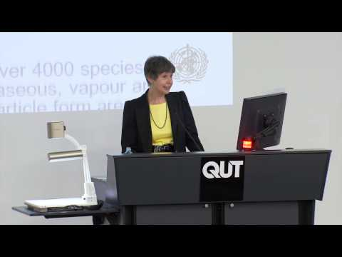 QUT Grand Challenge Lecture Series - Air Quality Reports on Our Mobiles: Do We Care?