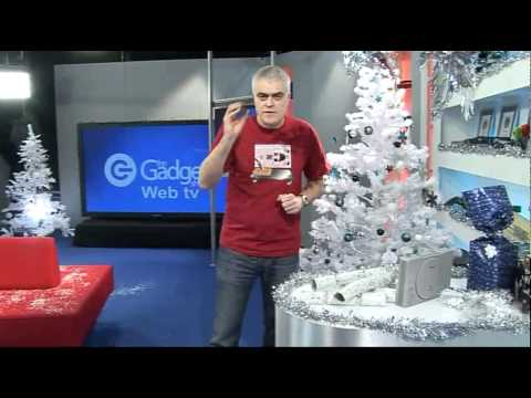The Gadget Show: Web TV Christmas Special - Top 50 Gadgets 2010