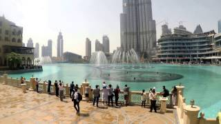 My Dubai Holiday April 2017
