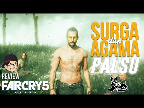 Review Far Cry 5 - Sebuah Game Open World Luar Biasa Tapi BIASA - Lazy Review