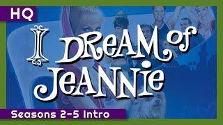 I Dream of Jeannie (1965-1969) Seasons 2-5 Intro