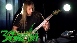 WINTERSUN Jari - The Forest That Weeps (Summer) (Guitar Playthrough)