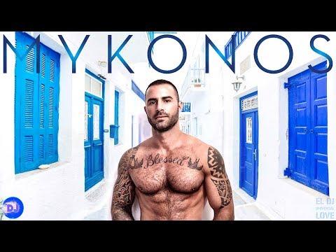 DJ ARON - MYKONOS 2018 |NEW|