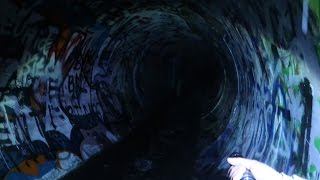 i almost died last night... *captured on camera* | The Tunnel | FaZe Rug