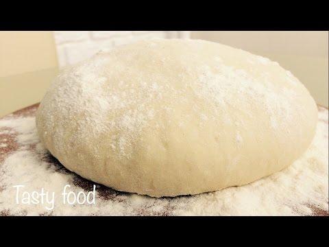 Тесто для Вареников на Кефире! Самый вкусный рецепт!