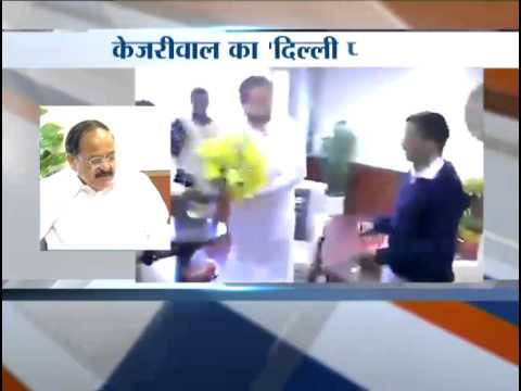 PM Modi to Meet Delhi-designate CM Arvind Kejriwal Tomorrow - India TV
