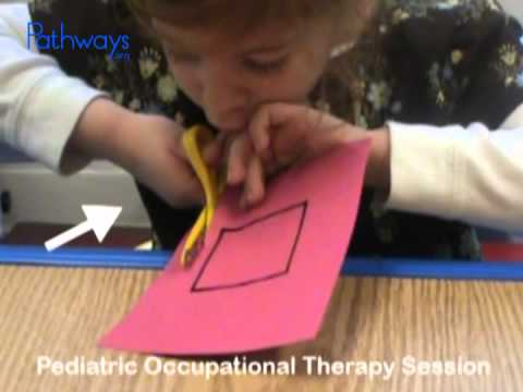 Improving Fine Motor Skills with Occupational Therapy: Meet Sylvie