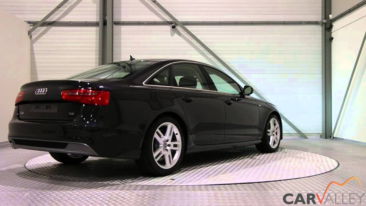 Audi A6 2 0 Tdi Multitronic Oolong Grey Youtube
