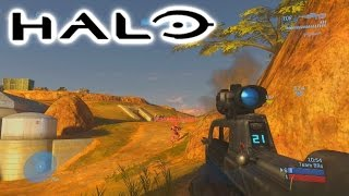 HALO #1 with Vikkstar & Zerkaa (Halo Master Chief Collection Gameplay)
