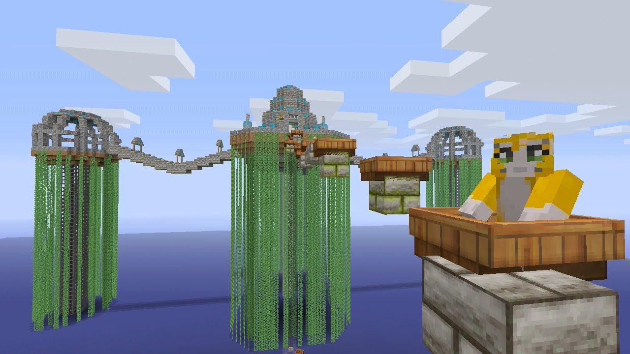 Minecraft Xbox The Tree Of Life Adventure Map 2