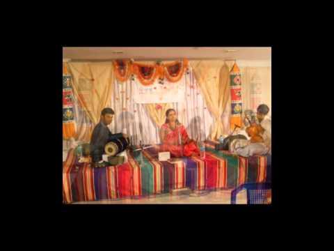 Sriranjani Santhanagopalan RMT Samskruti 2012 Music Concert Series