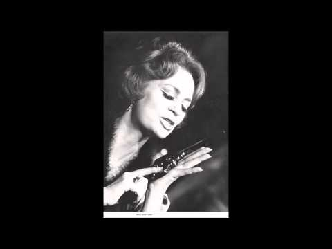 הקלטה מאוד נדירה -חנה מרון -  שלום- שנות ה-70