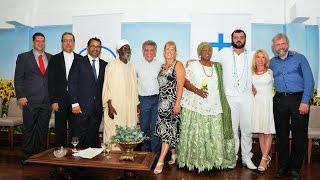 Culto Inter-Religioso - Comemoração 39 anos Centro Espírita Cavaleiros da Luz - Cidade da Luz