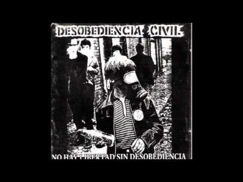 Desobediencia Civil - Enemigos De Dios