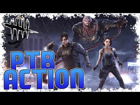 Das Resident Evil Chapter auf dem PTB - Dead by Daylight Gameplay Deutsch German