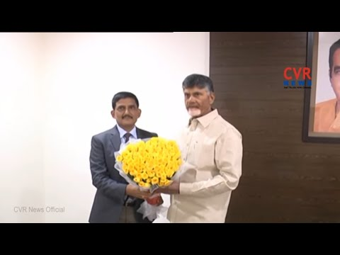 RP Thakur Appointed as New DGP of Andhra Pradesh |New DGP of Andhra Pradesh