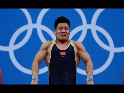 World's Most Athletic Sport - Weightlifting