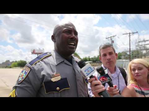 Baton Rouge police shooting: Officials ask residents to stay vigilant