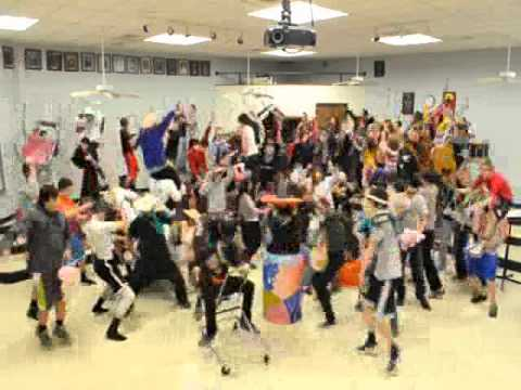 KIRTLAND HIGH SCHOOL HARLEM SHAKE