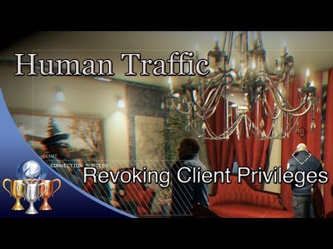 Watch Dogs - Human Traffic Investigations - Complete all 11 for Revoking Client Privileges Trophy