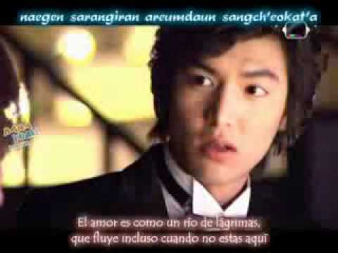 im stupid - boys before flowers ost  sub español ost
