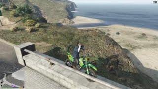 Grand Theft Auto V- Motocycle